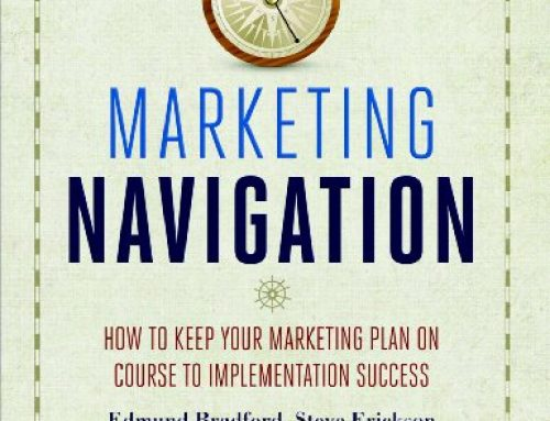 Marketing Navigation – Keeping Plans on Track