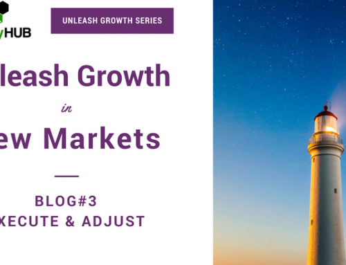 "Grow 2X in New or Emerging Markets | Blog #3: ""Execute & Adjust"""